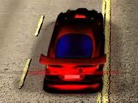 Флеш игра Водитель красного авто 2