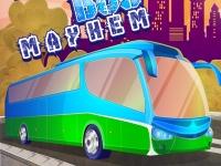 Флеш игра Водитель маршрутного автобуса