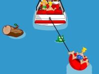 Флеш игра Водное приключение