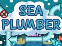 Флеш игра Водопровод на дне океана