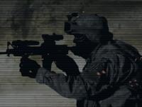 Флеш игра Военный конфликт 3D
