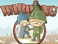 Флеш игра Военный пинг-понг
