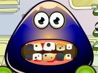 Флеш игра Вонючка у дантиста