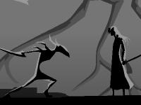 Флеш игра Вооружённый с крыльями: Кульминация
