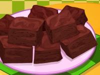 Флеш игра Восхитительные шоколадные пирожные
