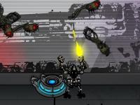 Флеш игра Восставшие машины