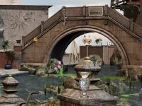 Флеш игра Восточные улицы: Поиск предметов