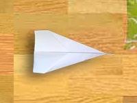 Флеш игра Война бумажных самолетиков