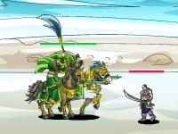 Флеш игра Война династий