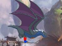 Флеш игра Война дракона