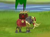 Флеш игра Война на слонах 2