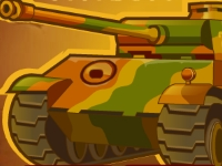 Флеш игра Война танков