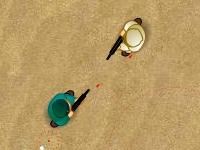 Флеш игра Война в пустыне
