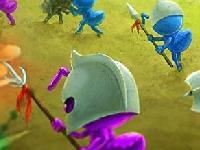 Флеш игра Война жуков: Колонизация