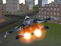 Флеш игра Воздушная война 3D: Столкновение