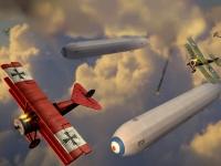 Флеш игра Воздушные битвы второй мировой войны
