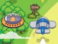Флеш игра Воздушные эскадры