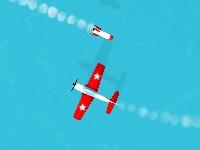 Флеш игра Воздушные крылья: Ракетная атака