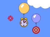 Флеш игра Воздушные шарики