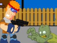 Флеш игра Вожделение зомби