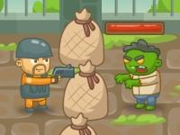 Флеш игра Возвращение зомби