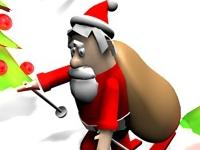 Флеш игра Вперед, Санта!
