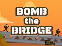 Флеш игра Враг на мосте