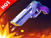 Флеш игра Вращай пистолет