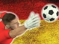 Флеш игра Вратарь: Чемпионат Испании