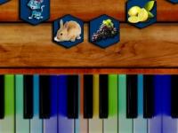 Флеш игра Время пианино 2
