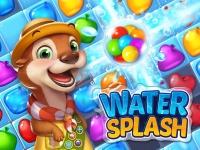 Флеш игра Всплеск воды