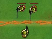 Флеш игра Вторая мировая: Последняя линия обороны