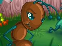 Флеш игра Вторжение муравьев
