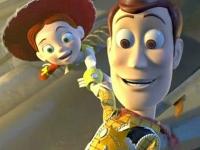 Флеш игра Вуди и Джесси: Пазл