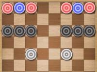 Флеш игра Выбей шашку: Дополнительные уровни