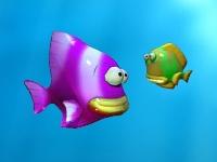 Флеш игра Вырасти рыбу 2