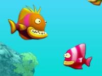 Флеш игра Вырасти рыбу