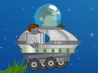 Флеш игра Выжить на Марсе