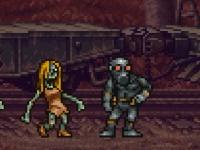 Флеш игра Выжить среди зомби
