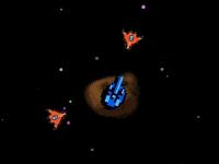 Флеш игра Выживи на астероиде