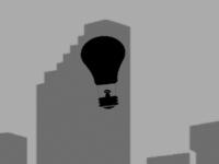 Флеш игра Выживи на воздушном шаре