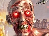Флеш игра Выживи среди зомби