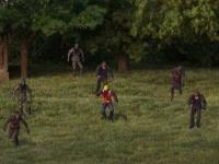Флеш игра Выжившие среди зомби