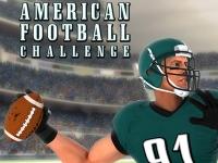 Флеш игра Вызов в американском футболе