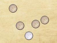 Флеш игра Взорви монетки