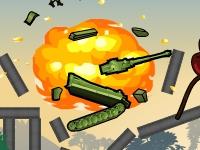 Флеш игра Взрыв моста 2