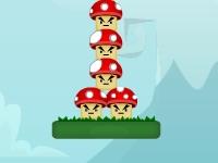 Флеш игра Взрывай грибы: Дополнительные уровни 2