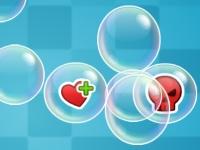 Флеш игра Взрывай веселые пузыри