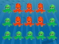 Флеш игра Взрывной осьминог