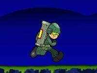 Флеш игра Я солдат